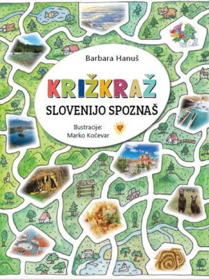 Križkraž - Slovenijo spoznaš
