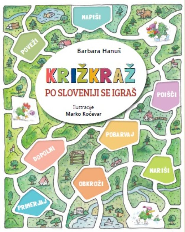 Križkraž - po Sloveniji se igraš