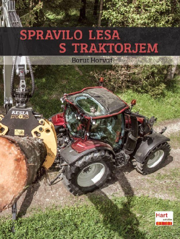 Spravilo lesa s traktorjem