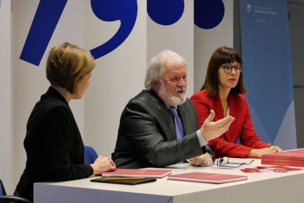 Valvasor Tiskovna konferenca Min. za kulturo 2019