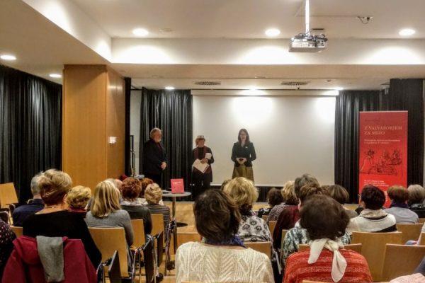 Valvasor predstavitev Knjižnica Radovljica 2019