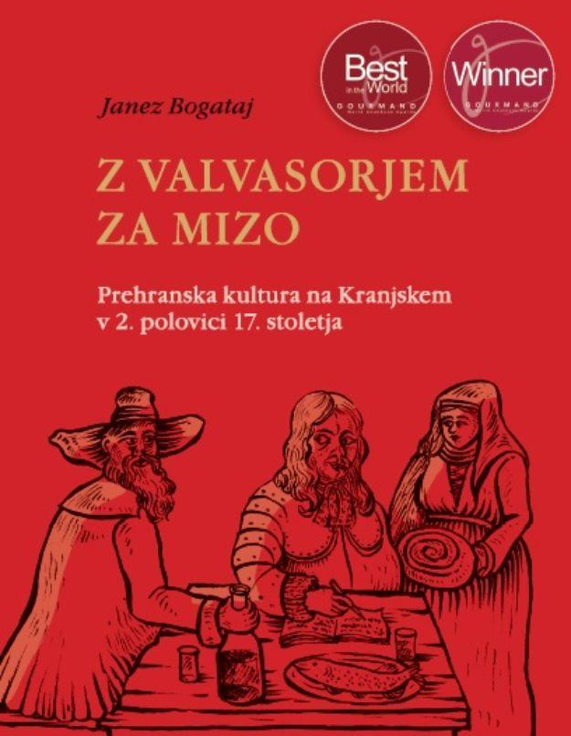 Z Valvasorjem za mizo: prehranska kultura na Kranjskem v 2. polovici 17. stoletja